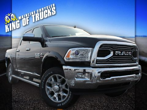 New 2018 Ram 2500 Limited 4WD